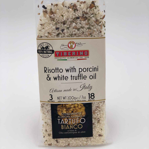 Buy Tiberino Risotto with Porcini & White Truffle One Pot Meal at Squizito Tasting Room