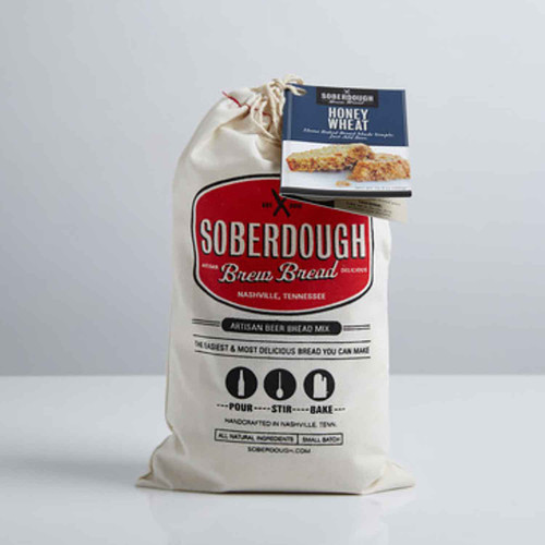 Buy Honey Wheat Soberdough Bread from Squizito Tasting Room