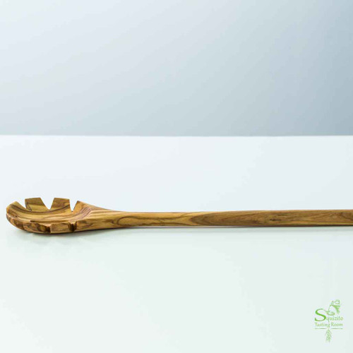Buy Olive Wood Spaghetti Spoon at Squizito Tasting Room