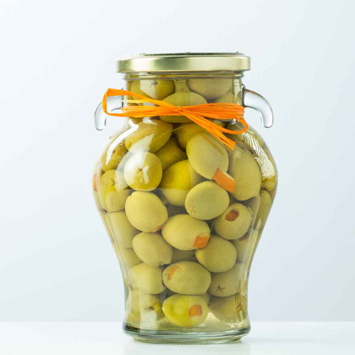 Buy Delizia Orange Stuffed Olives at Squizito Tasting Room
