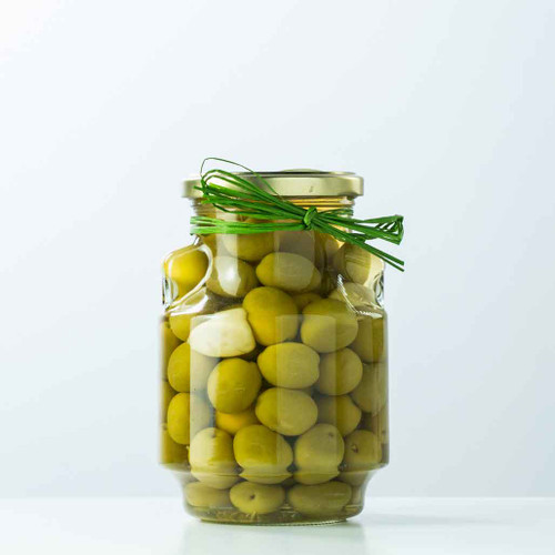 Buy Delizia Whole Olive Marinated in Garlic and Rosemary