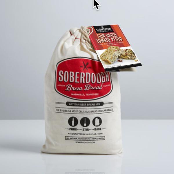 Buy Sun Dried Tomato Pesto Soberdough Beer Bread Squizito Tasting Room