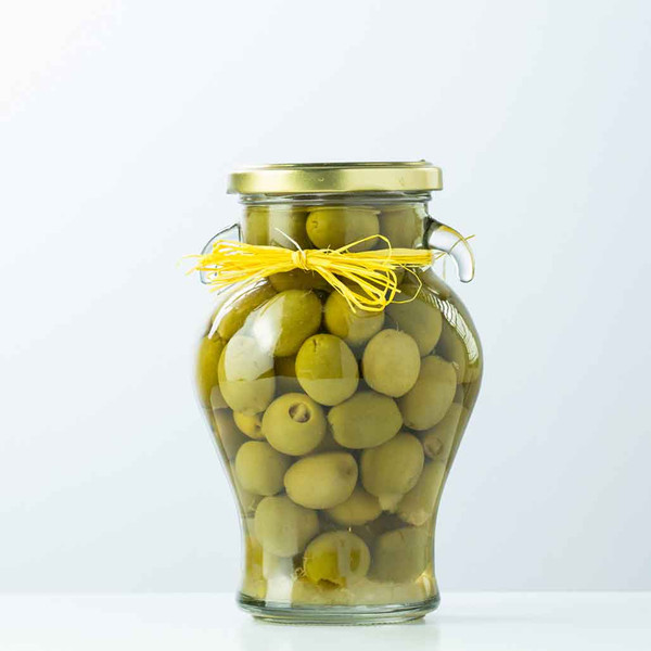 Buy Delizia Lemon Stuffed Olives from Squizito Tasting Room