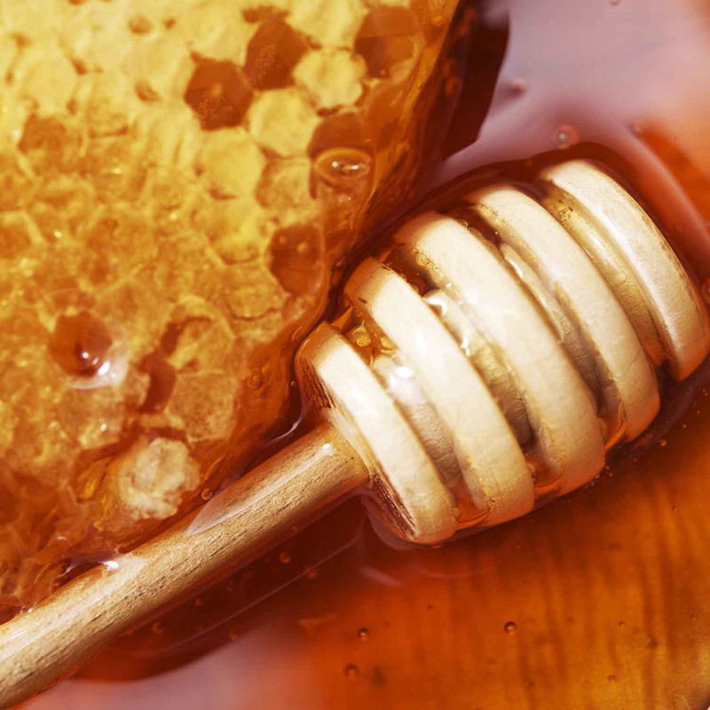 100% Serrano Honey Vinegar