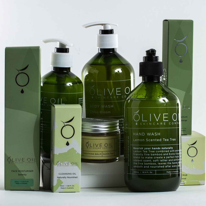 Exclusive Squizito Tasting Room Olive Oil Health & Beauty Products from Australia in The United States
