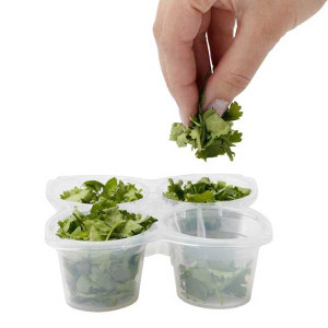 SpiceCube Herb Freezer Tray