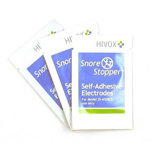 Snore Stopper Self- Adhesive Electrode Pad- 3 Pack from 2shopper.com