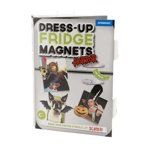 Dress Up Fridge Magnets - Horror