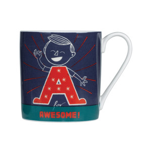 A Is For Awesome Mug