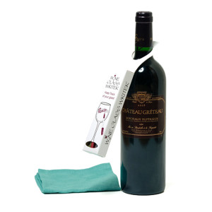 Wine Glass Writers Gift Box | 2Shopper.com