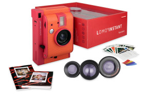 Lomo'Instant Marrakesh Edition and 3 Lenses