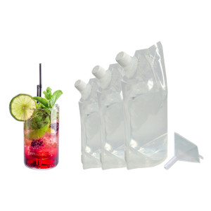Sneak Your Alcohol Cruise Liquor Flask Kit