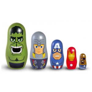 Marvel Comics - Avengers Nesting Dolls | 2shopper