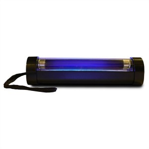 "Portable 6"" Inch Black Light, Battery Powered 