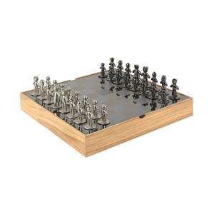Umbra Buddy Chess Set | 2Shopper
