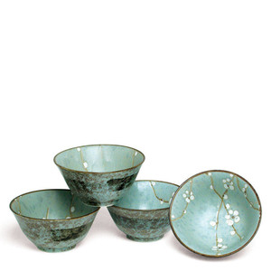 Spring Blossoms Bowl Set