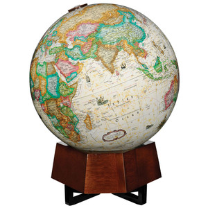 "Replogle Beth Sholom Illuminated 12"" Globe"