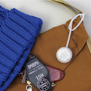 Kikkerland Silicone Purse Light