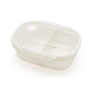 Skater Lunch Box No. 4 White