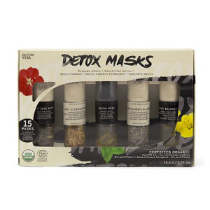 Detox Masks Skincare Kit