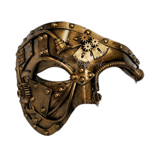 Steampunk Photon Mask