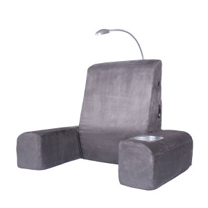 Carepeutic Bed Lounger with Heated Shiatsu Massage
