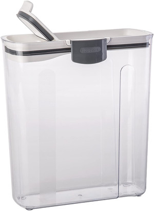 Progressive ProKeeper Clear Air-Tight Cereal Storage with Flip-to-Pour Spout,3-Quart