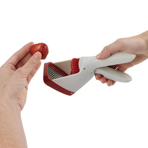 Strawberry Slicester Hand Held Slicer