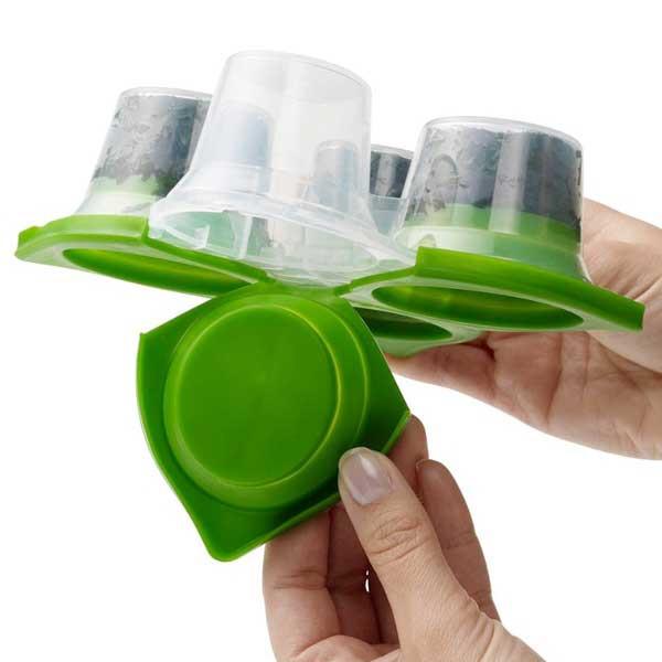 SpiceCube Herb Freezer Tray