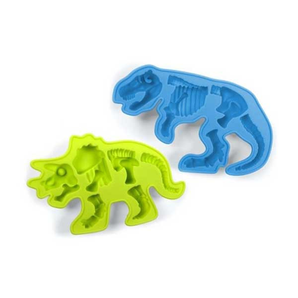 FOSSILICED Ice Trays