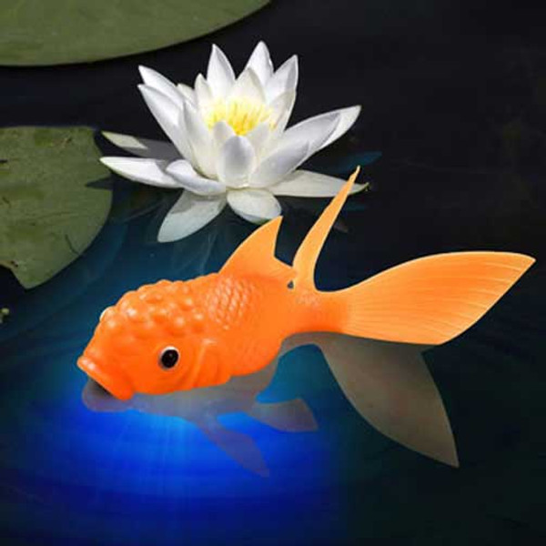 Koi Toy Light Up Goldfish | 2Shopper