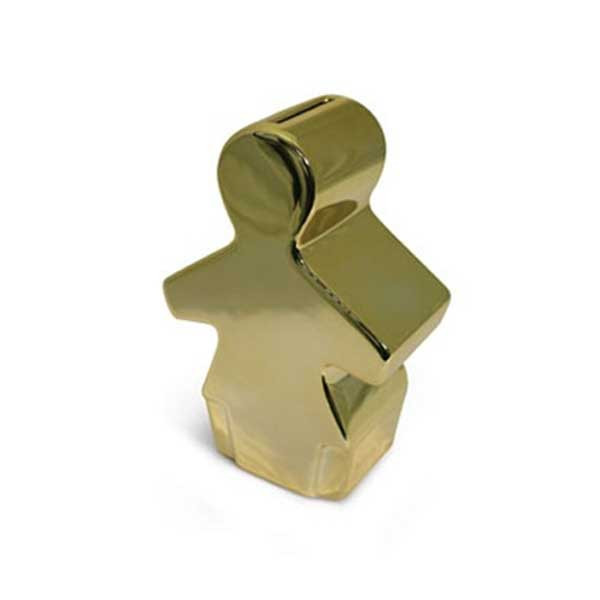 Money Box, Gold - Hers