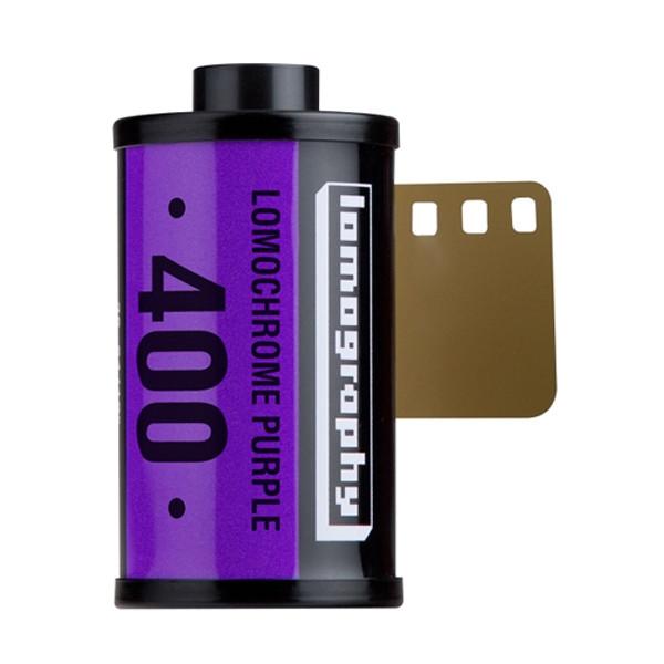 LomoChrome Purple 35mm Film