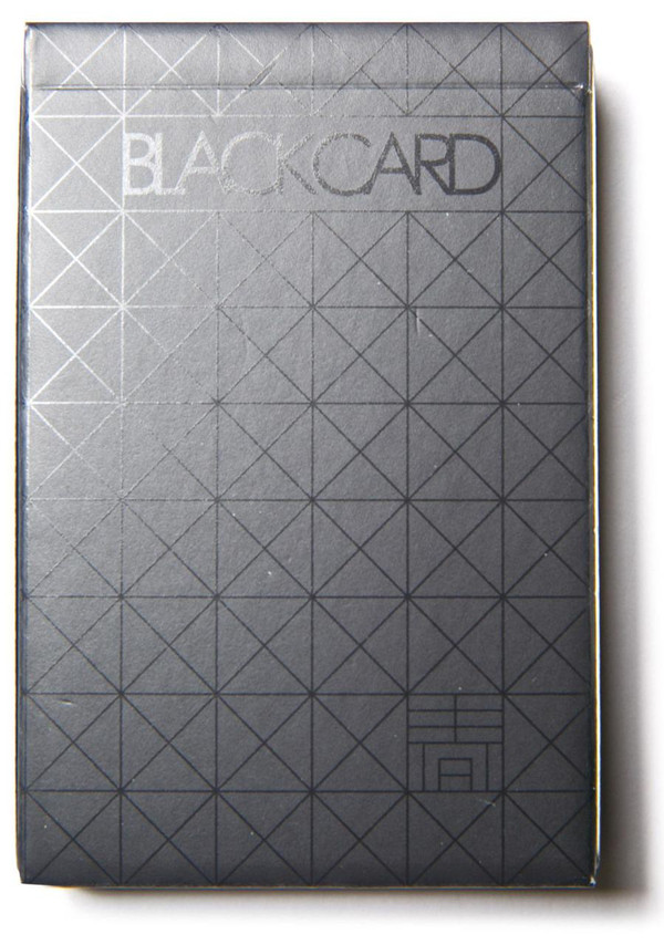 Black Playing Cards | 2shopper