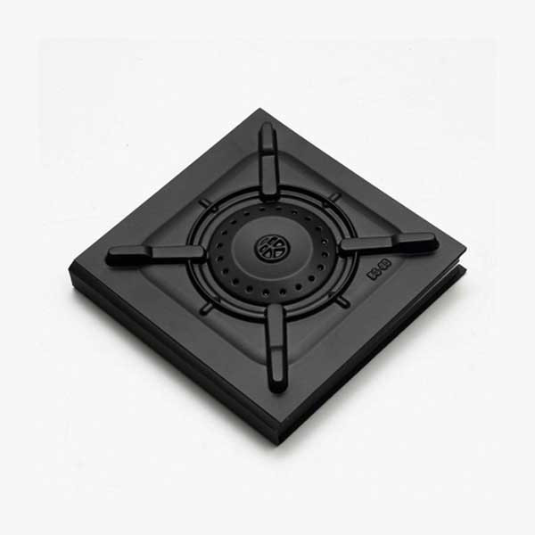 Black Notebook - Stove Top