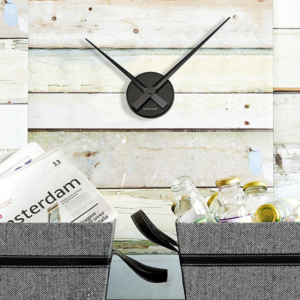 KARLSSON Wall Clock - Little Big Time (Mini)
