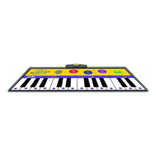 World's Largest Piano Mat