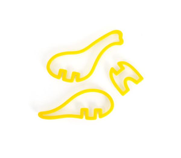 3D Dinosaur Cookie Cutters, Brachiosaurus