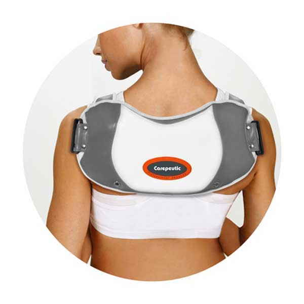 Carepeutic Inversion Deluxe Waist and Abs Percusson Massager