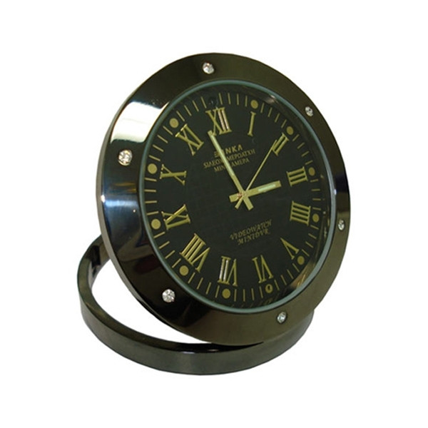 SecuVox Motion Detection HD Clock Camera