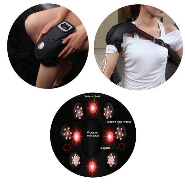 Carepeutic Knee and Joint Physiotherapy Massager