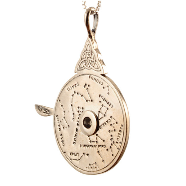 Nocturnal Dials - Silver Stardial