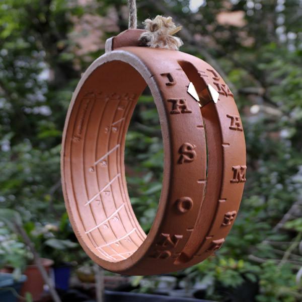 Anno Domini Garden Sundial