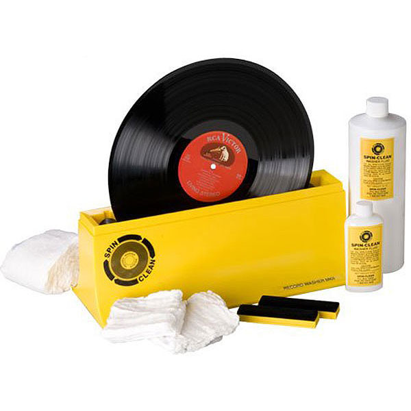 Spin-Clean Record Washer System MKII Package