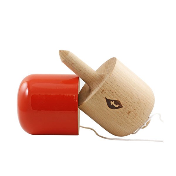 Kendama Jumbo Pill - Sienna Red