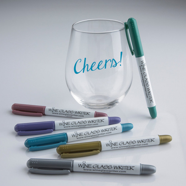 Wine Glass Writers | 2Shopper.com