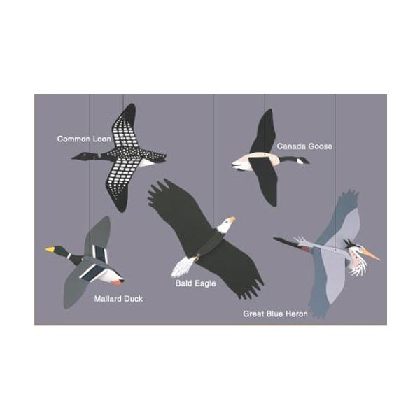Wilderness Birds Mobile | 2Shopper.com