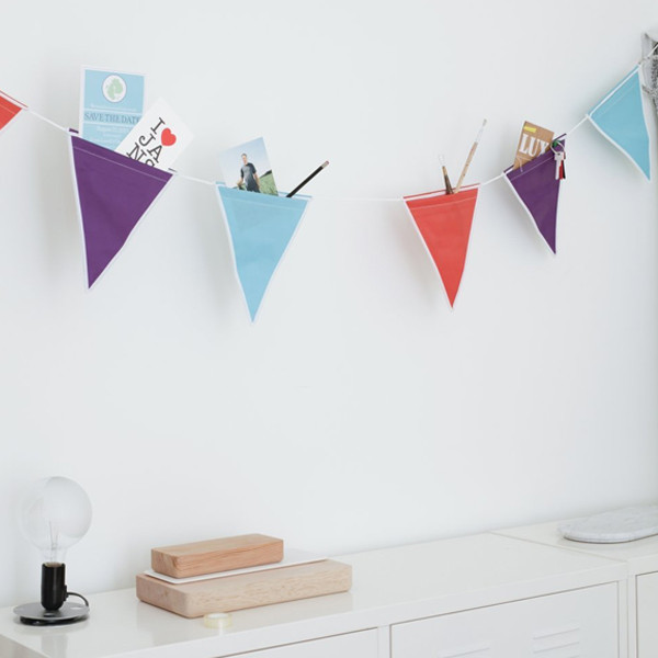 Festive Storage Bunting Flag Banners | 2Shopper.com