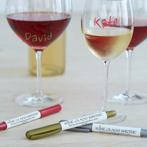 Wine Glass Writers Gift Box