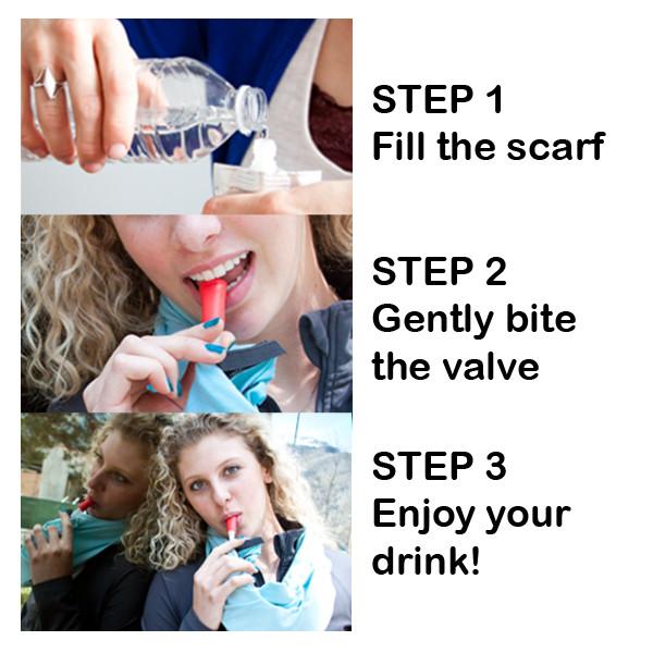 Flask Scarf | 2Shopper.com